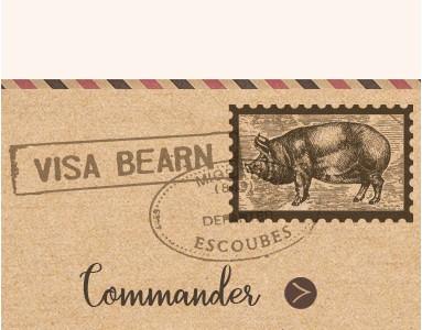 Visa Béarn